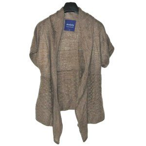 Absolutely Creative Worldwide Brown Cardigan L